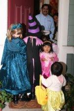Kids on Halloween 2